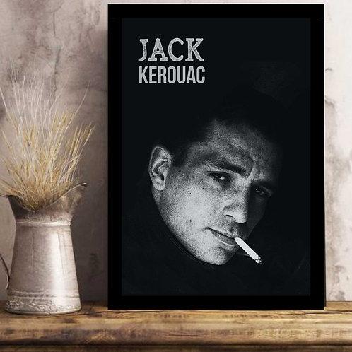 Quadro Jack Kerouac