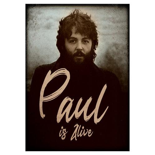 Camiseta Paul McCartney