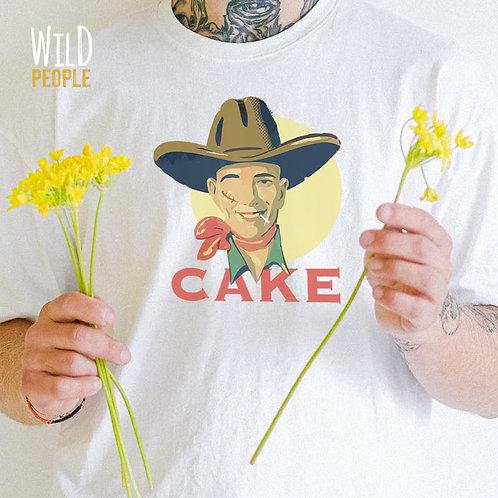 Camiseta Cake