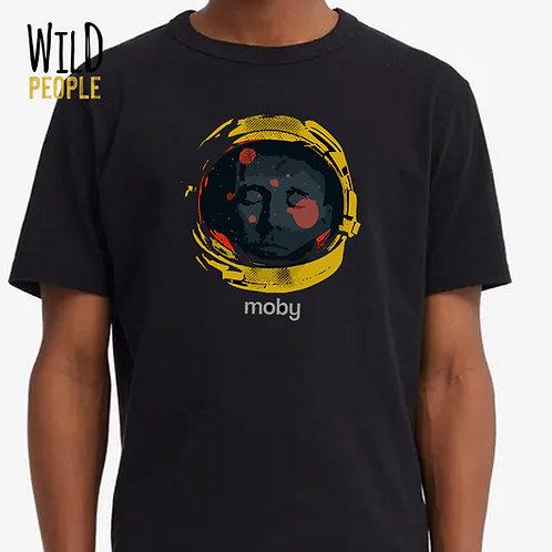 Camiseta Moby