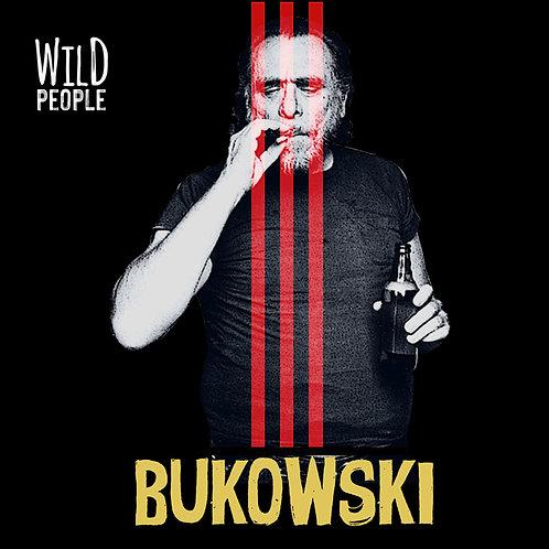 Camiseta Charles Bukowski - Coleção Escritores & Poetas