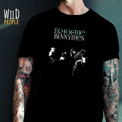Camiseta Echo and Bunnymen - Silk Digital