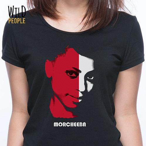 Camiseta Morcheeba -Silk digital