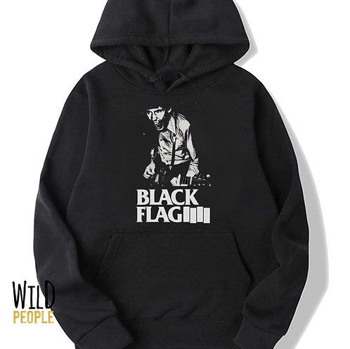 Moletom Black Flag