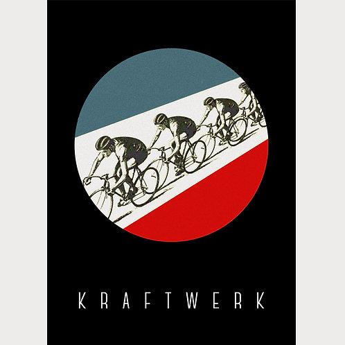 Camiseta Kraftwerk