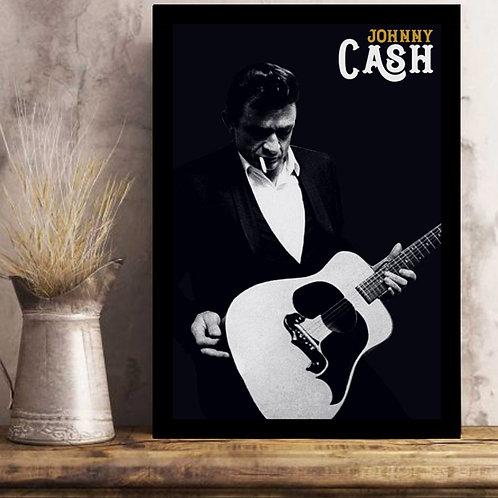 Quadro Johnny Cash