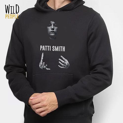 Moletom Patti Smith