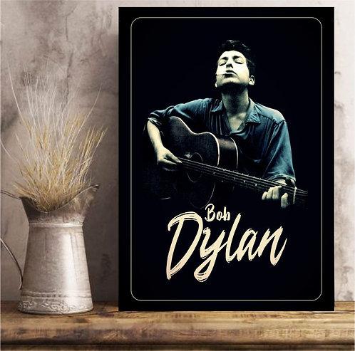 Quadro Bob Dylan