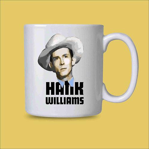 Caneca Hank Williams