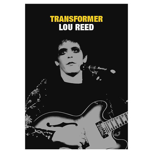 Camiseta Lou Reed Transformer