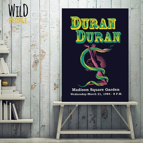 Quadro Duran Duran - 40cm x 60cm