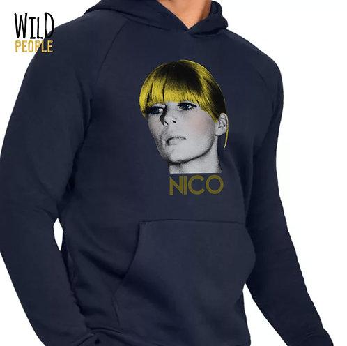 Moletom Camiseta Nico