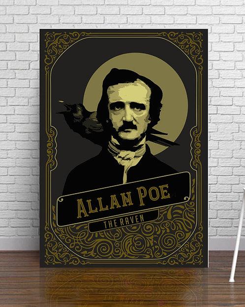 Poster Allan Poe
