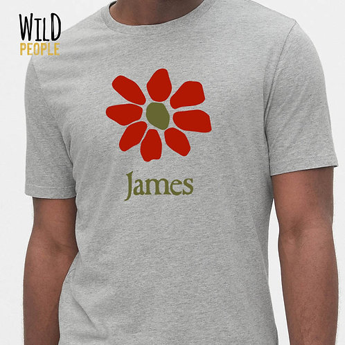 Camiseta James -Silk digital