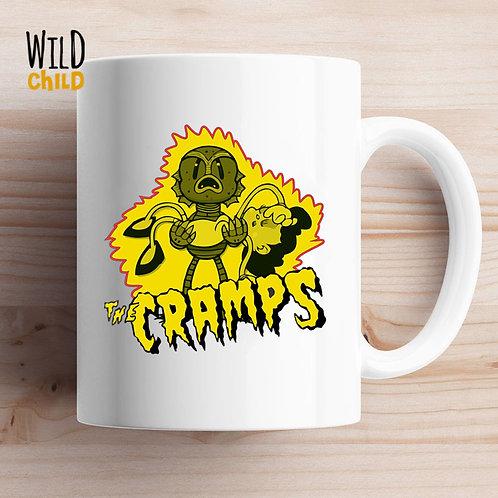 Caneca Infantil The Cramps - Wild Child
