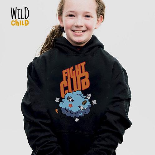 Moletom Infantil - Fight Club - Wild Child