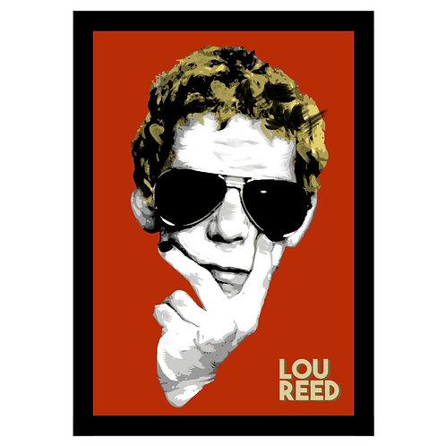 Quadro Lou Reed