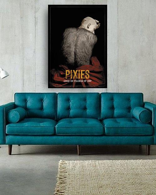 Poster Come on Pilgrim - Pixies