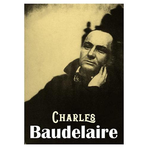 Camiseta Charles Baudelaire