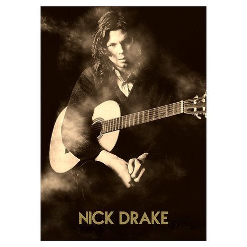 Camiseta Nick Drake