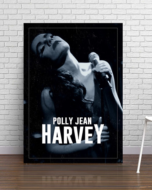 Poster PJ Harvey