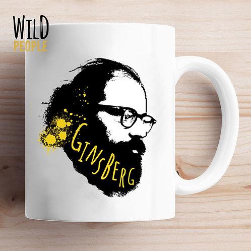 Caneca Allen Ginsberg