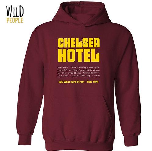Moletom Chelsea Hotel