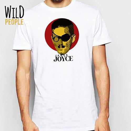 Camiseta James Joyce