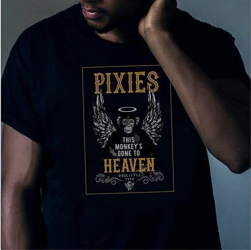 Camiseta This Monkeys Gone to Heaven - Pixies