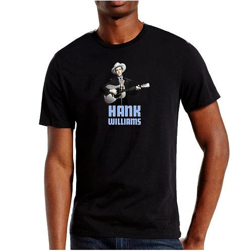 Camiseta Hank Williams