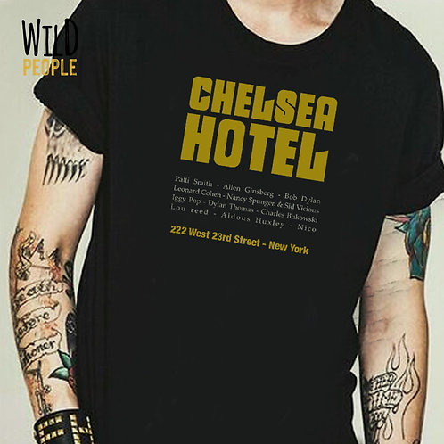Chelsea Hotel - Silk Digital