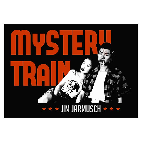 Camiseta Mystery Train