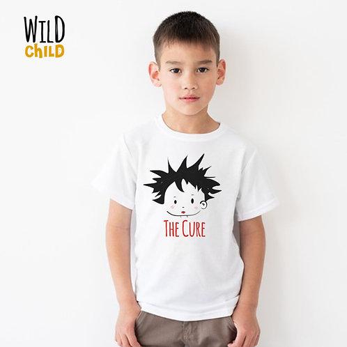 Camiseta Infantil The Cure - Wild Child