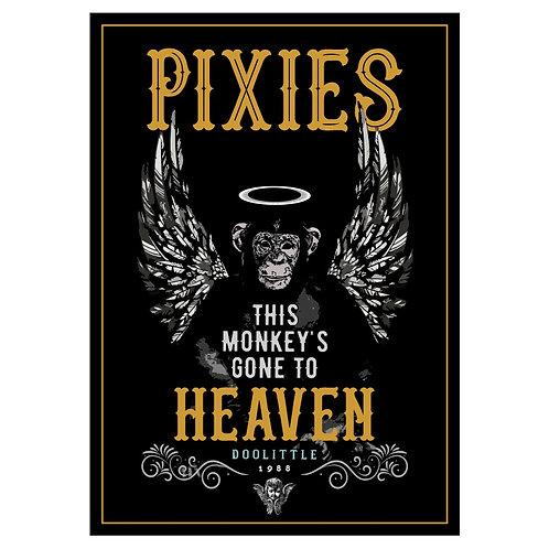 Quadro This Monkeys Gone to Heaven - Pixies