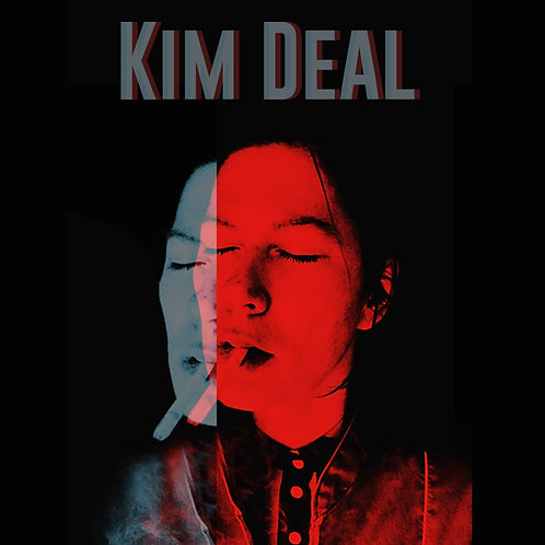 Camiseta Kim Deal