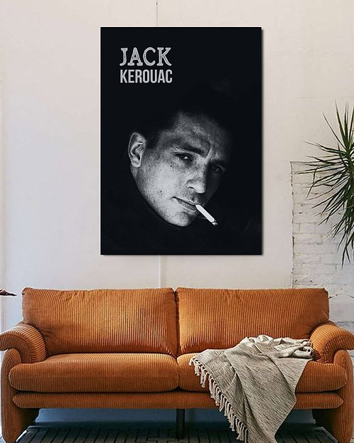 Poster Jack Kerouac