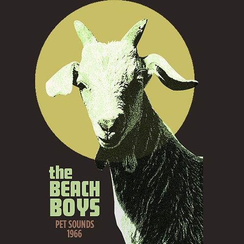Camiseta The Beach Boys  - Pet Sounds