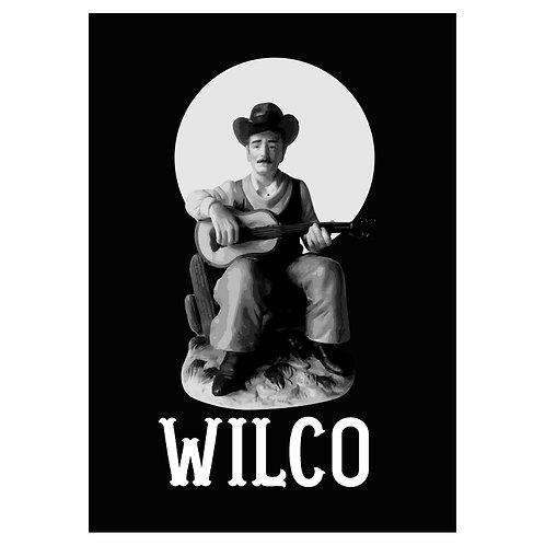Camiseta Wilco