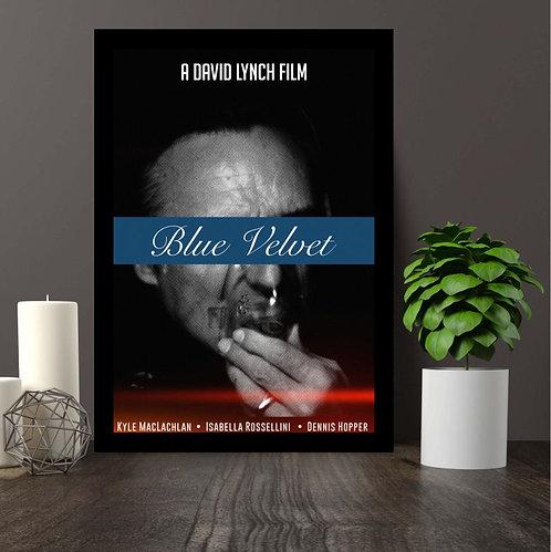 Quadro Filme Blue Velvet