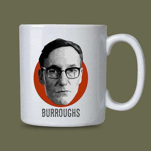 Caneca William S. Burroughs