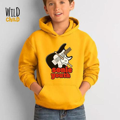 Moletom Infantil - Sonic Youth - Wild Child
