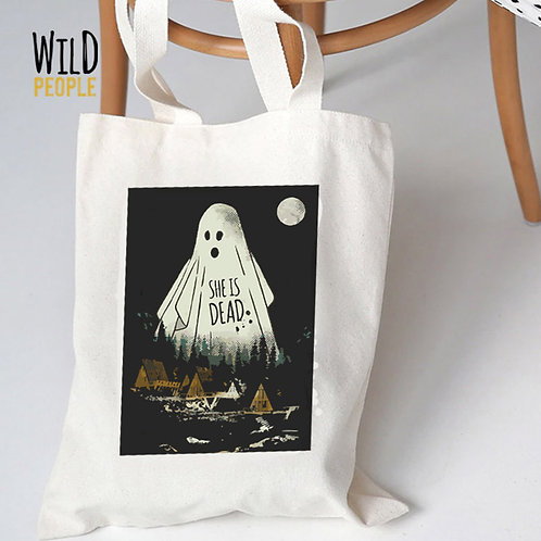 EcoBag She is Dead - Forget our Dreams