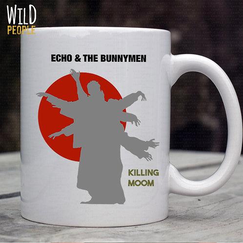 Caneca Echo and the Bunnymen - Porcelana 300 ML