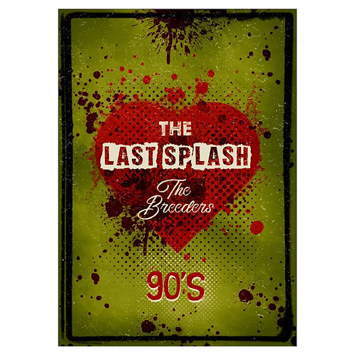 Camiseta The Breeders The Last Splash