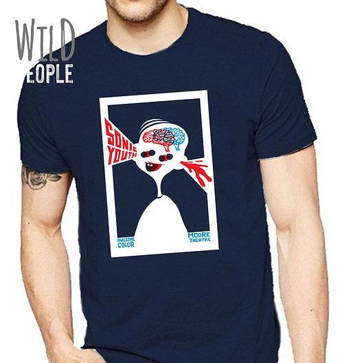Camiseta Sonic Youth