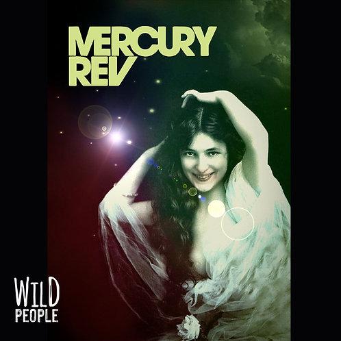 Camiseta Mercury Rev