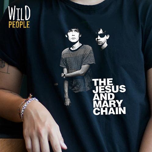Camiseta Jesus and Mary Chain - Silk Digital