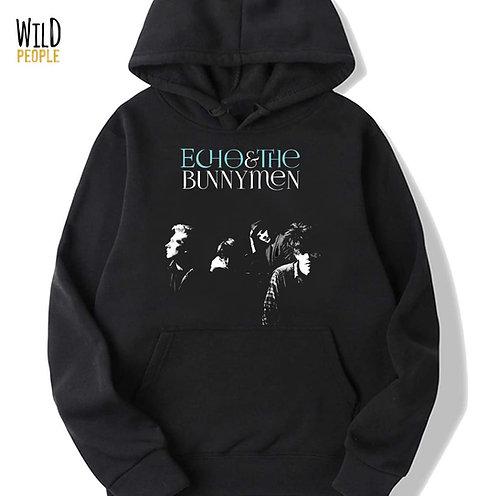 Moletom Echo and Bunnymen - Silk Digital
