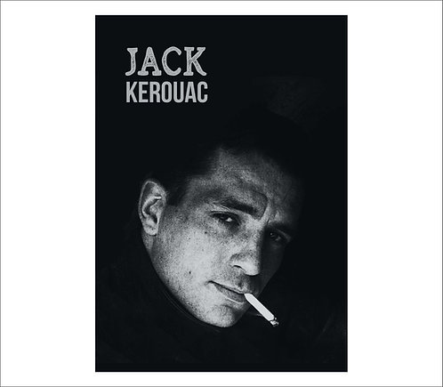 Camiseta Jack Kerouac