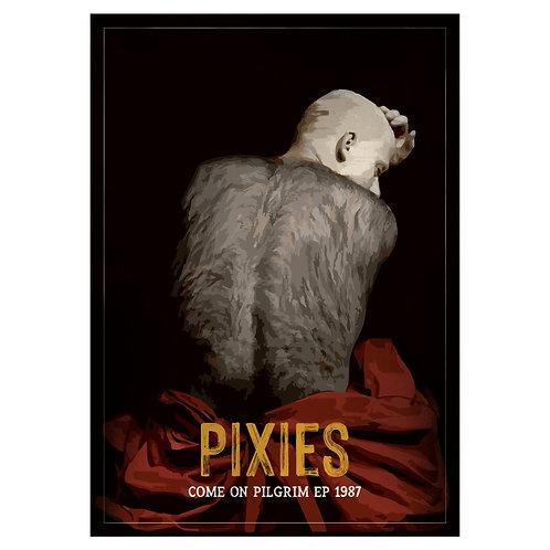 Camiseta Come on Pilgrim - Pixies